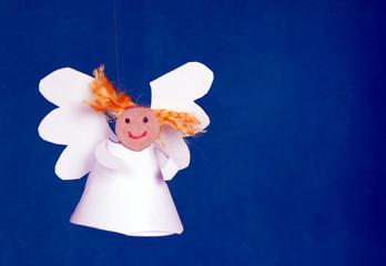 Paper girl angel
