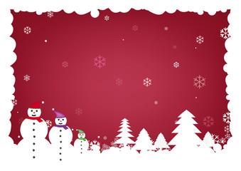 Kardan Adam, Kış, Aile