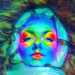 mystical face art