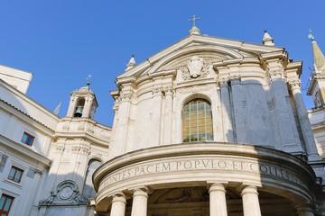 Chiesa Santa Maria della pace, Roma