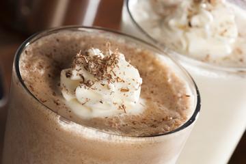 Rich and Creamy Chocolate Milkshake