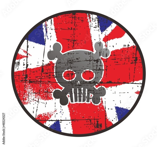 skull united kingdom