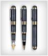 Fountain pen, creative concept