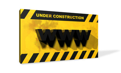 Website - Under Construction