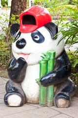 panda trash