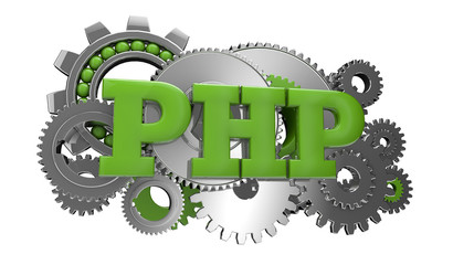 php and gears