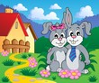 Image with rabbit theme 8