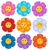 Flower theme image 4