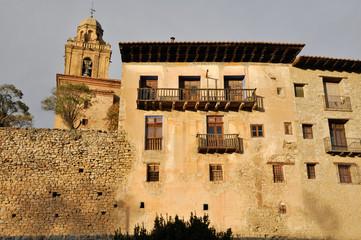 Pueblo de Mirambel, Teruel (España)