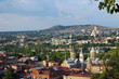 Panoramic view of the city Tbilisi, Georgia