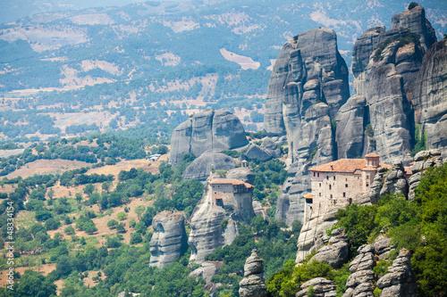 Leinwandbilder,uralt,architektur,kirche,griechenland