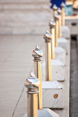 stainless picket