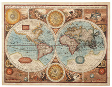 Ancienne carte (1626)
