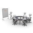 Runder Tisch Meeting