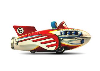 rocket racer