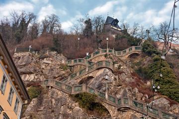 Schlossberg Stairs