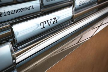 TVA - taxe sur la valeur ajoutée
