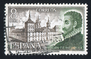 Juan de Herrera and Escorial