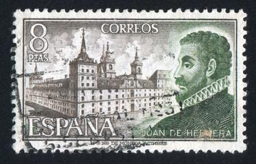Juan de Herrera and Escorial