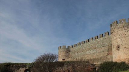 Castle of Portel, alentejo region, Portugal.
