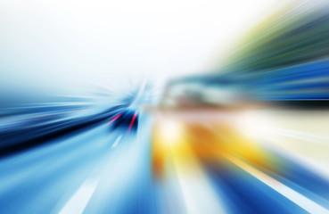 Geisterfahrer auf Autobahn - Ghostrider on a Highway