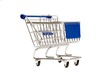 Shopping Cart Isolated XXXL
