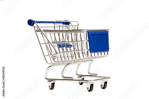 Shopping Cart Isolated XXXL