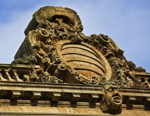 Escudo del Palacio de Anaya. Salamanca.