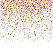 Confetti, Streames & Stars