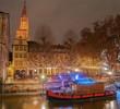 Strasbourg by night.