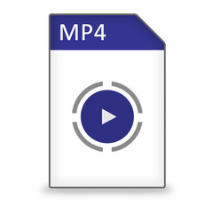 Dateityp Icon MP4