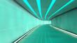 Tunel futurista