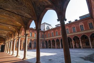 Cremona, Palazzo Trecchi