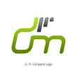 D. M. Company Logo