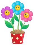 Flower theme image 7