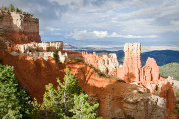 Agua canyon overlook à Bryce Canyon National park - Utah, USA