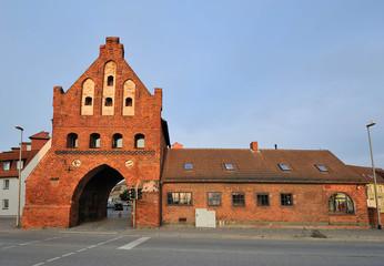 Wassertor Wismar Altstadt