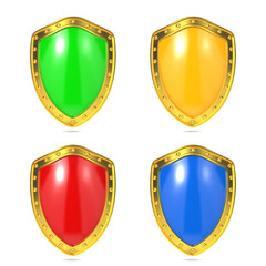Blank Protection Shields.