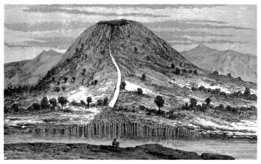 Volcano & Basaltic Columns