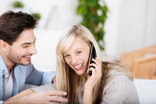 wer bekommt das telefon?