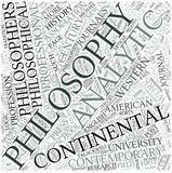 Contemporary philosophy Disciplines Concept poster