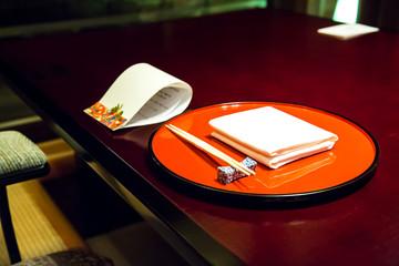 日本の料亭