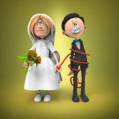 Pareja Casada