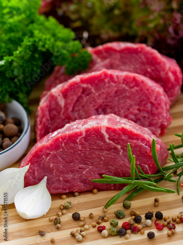 Beef, steak meat - babecue, grill