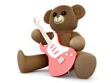 Rock Teddy
