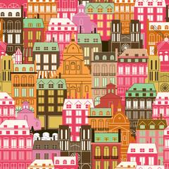 Old city pattern