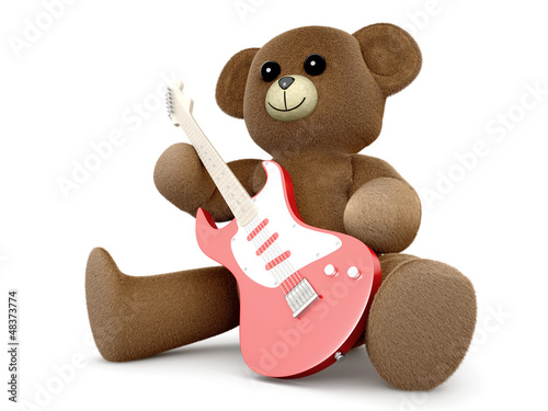 Rock Teddy