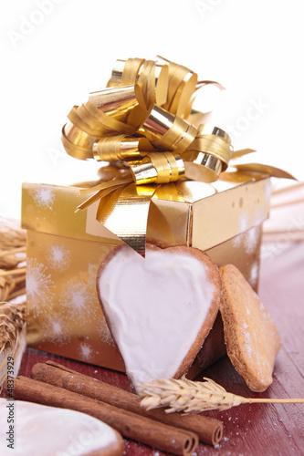 valentine's biscuit