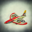 vintage toy aircraft