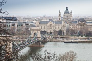 Veduta di Budapest